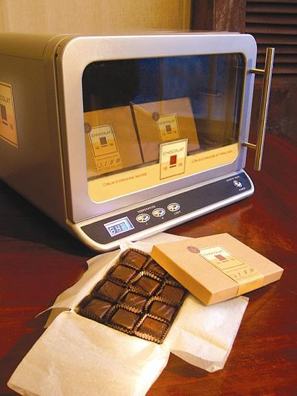 ChocolateHumidor